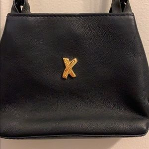 Vintage leather Paloma Picasso mini purse